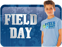 Custom Field Day Shirts