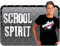 School Spirit T-Shirts