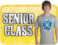 Custom Senior T-shirts