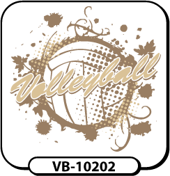 Design Custom Volleyball T-Shirts