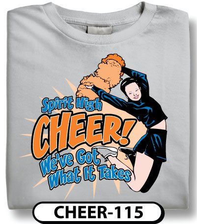Cheer Shirt Design Ideas let us design a custom t shirt for your cheerleading and dance team or squad browse our cheer dance and color guard t shirts designs and we will get Cheerleading T Shirts 124 Questions