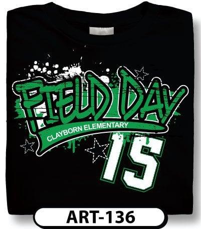 Design Custom Field Day T-Shirts Online by Spiritwear