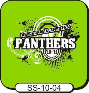 Panthers Spiritwear T Shirt Design School Spiritwear Shirts And