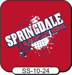 design custom school spirit t shirts online by spiritwear