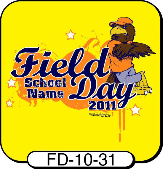 Custom Field Day T-Shirts