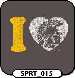 design custom school spirit t shirts online by spiritwear