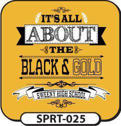 Design Custom School Spirit T-Shirts Online by Spiritwear