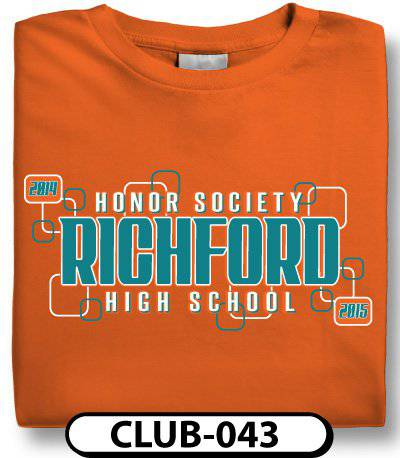 design custom high school t shirts online by spiritwear - High School T Shirt Design Ideas