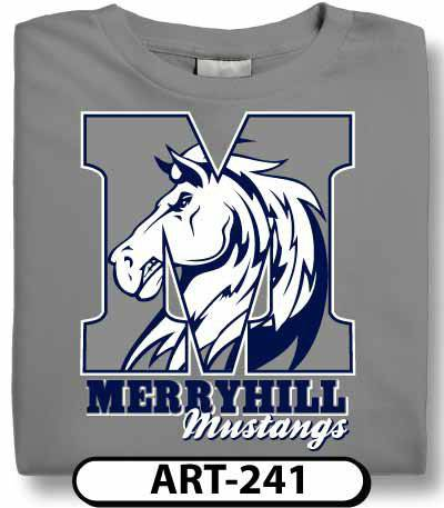 Design Custom High School T-Shirts Online by Spiritwear