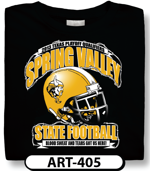 Football T Shirts (240) Questions?