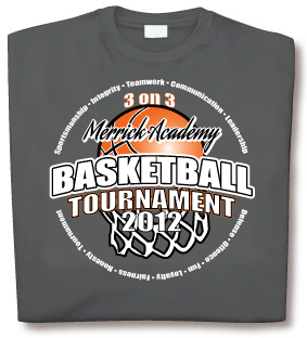 basketball - Team T Shirt Design Ideas